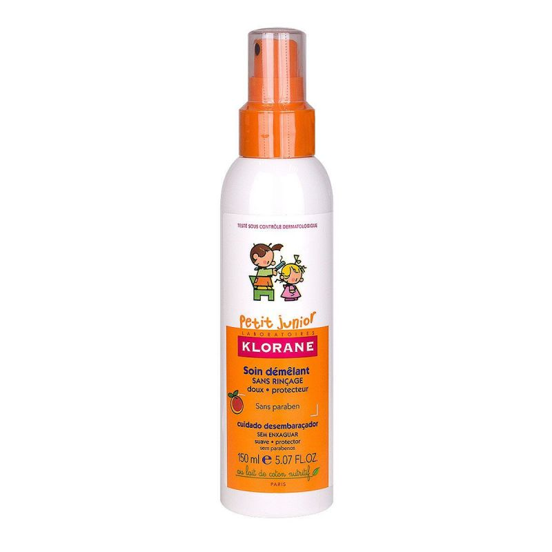 Klorane Junior - Spray démêlant pêche 150mL