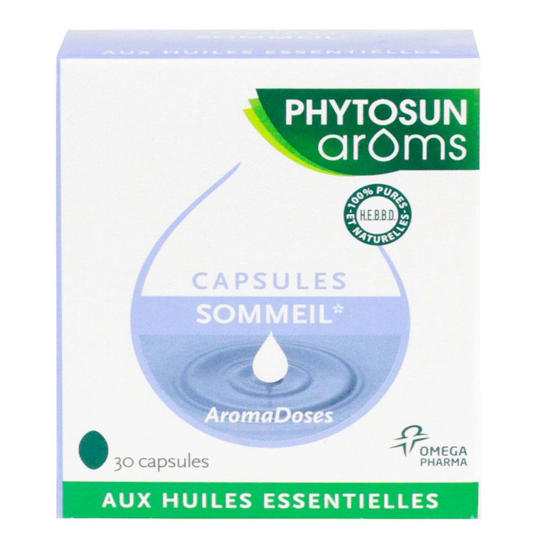 Aromadoses Sommeil Caps 30