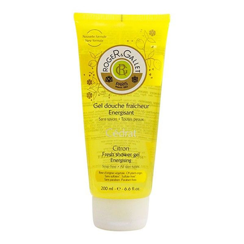 Roger Gallet- Gel Douche Cedrat 200ml