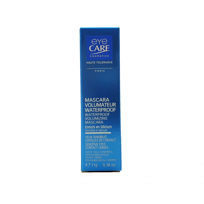 Eye-care Mascara Volumateur Waterproof - 6102 Bleu