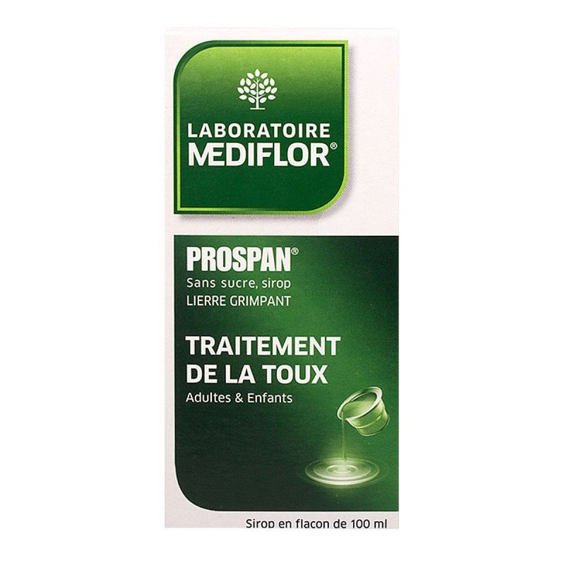 Prospan sirop flacon 100mL