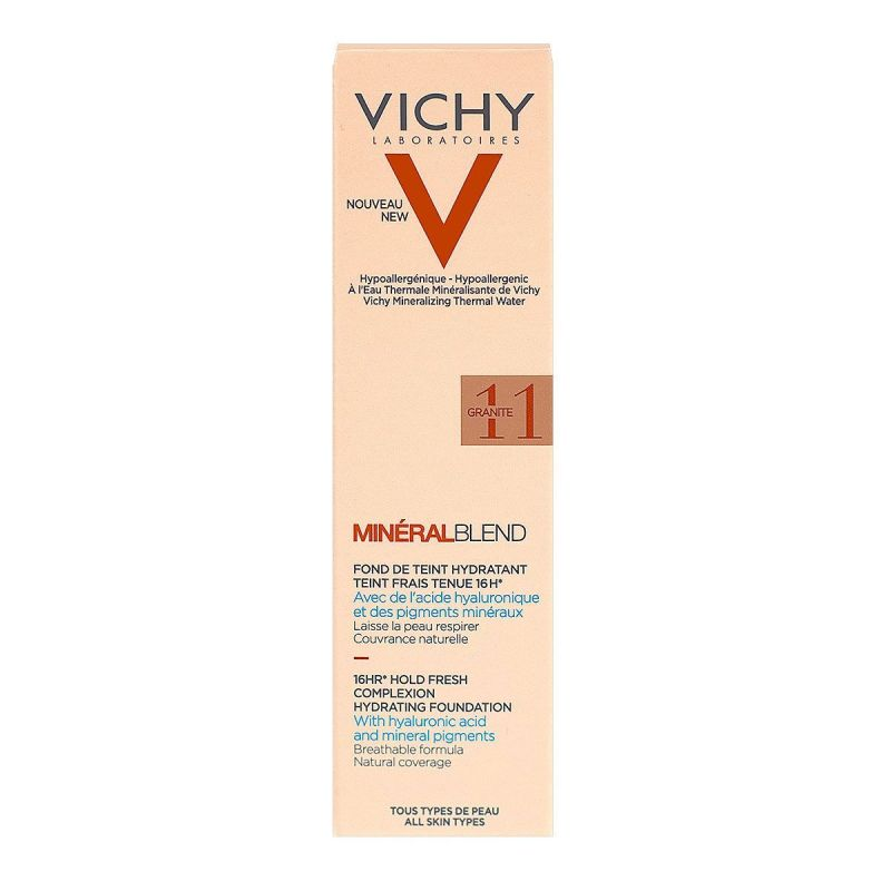 Vichy - Mineralblend 11 Granite 30mL