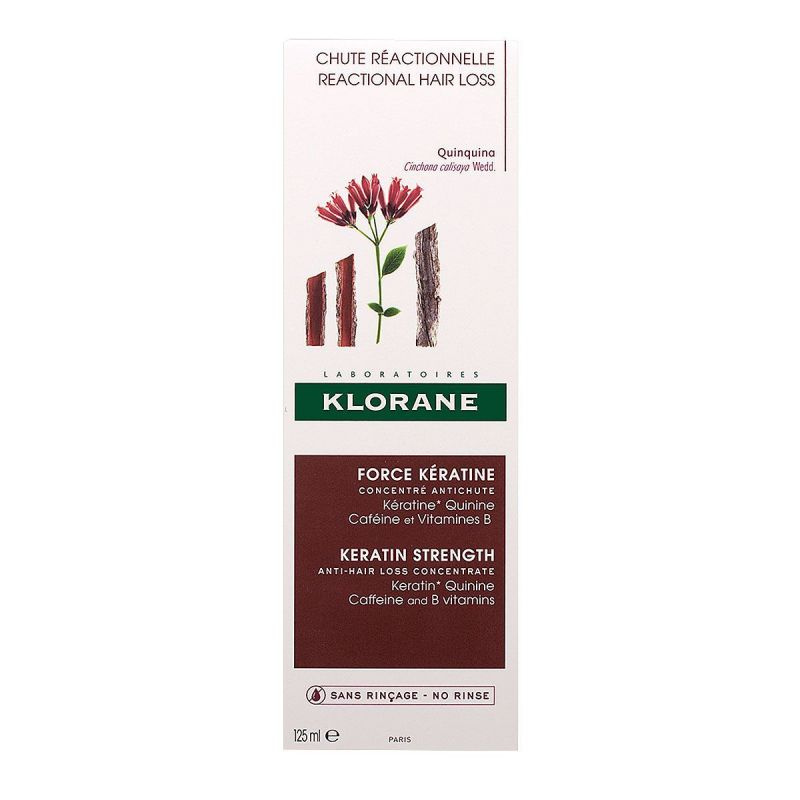 Klorane- Concentré anti-chute 125mL