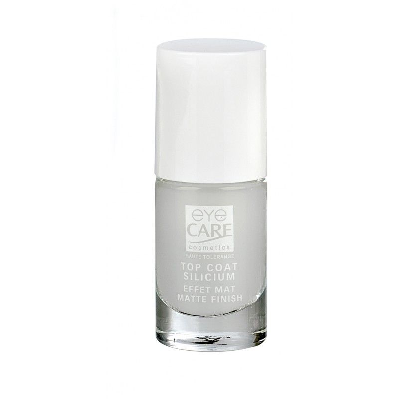 Eye Care Vernis Top Coat Mat Silicium 5mL