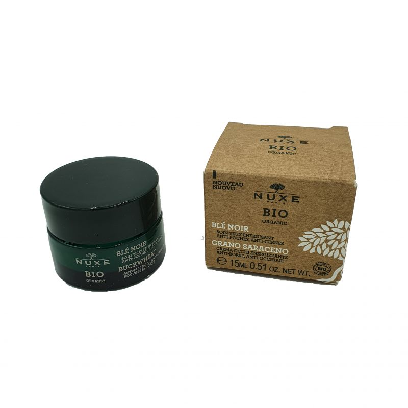 Nuxe - Soin Yeux Energisant BIO 15mL