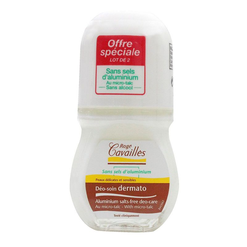 Cavailles Deodorant Roll-on Derma 50mL