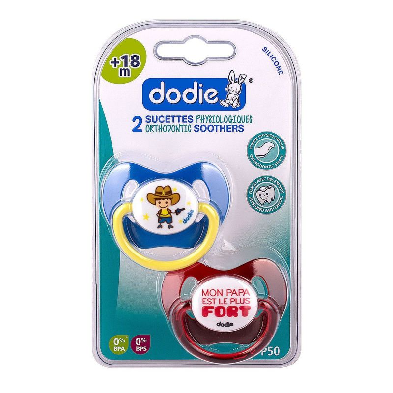 Dodie Sucette +18m Phy Garc P50 X2
