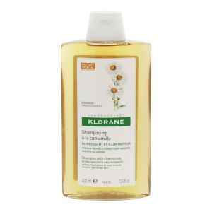 Klorane - Shampooing camomille 400mL