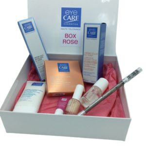 Eye-care Box Rose Soin