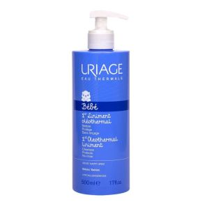 Uriage bébé - 1er liniment oléothermal 500mL