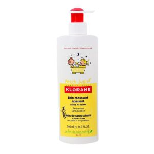 Klorane petit junior - Bain moussant apaisant 500mL