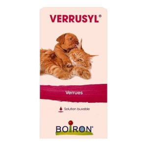 Verrusyl solution buvable 30mL
