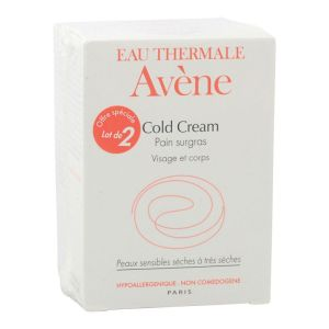 Avene Cold Cream Pain 100gx2