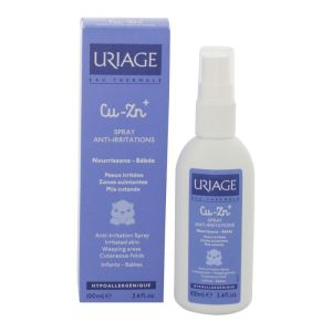 Uriage bébé - 1er spray Cu-Zn+ 100mL