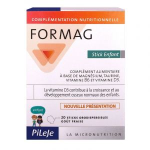 Formag enfants 20 Sticks orodispersibles