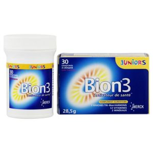 Bion 3 - Junior 30 comprimés