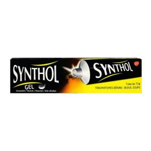 Synthol gel tube 75g