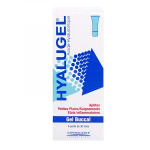 Hyalugel Gel Tube 20ml