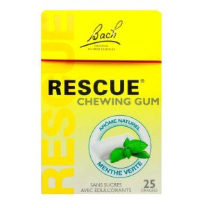 Rescue Chewing Gum 25