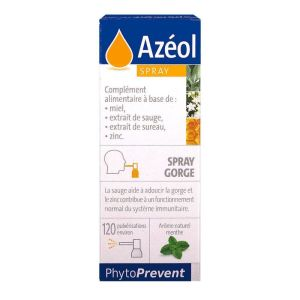 Azeol Gorge Spray Flacon 15ml