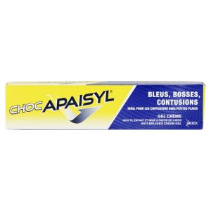 Choc Apaisyl gel tube 50ml