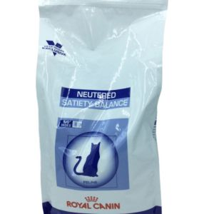 Royal Can Chat Neutered Satiety Balance 1,5kg
