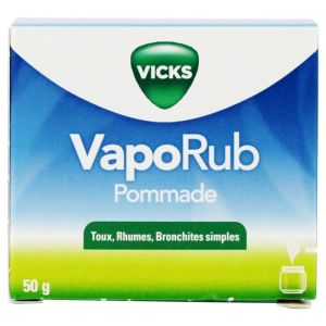 Vicks Vaporub Pot Pm 50g