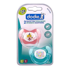 Dodie Sucette +18m Phy Fill P51 X2