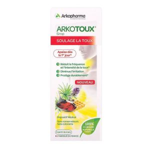 Arkotoux Solution Buvable -140ml