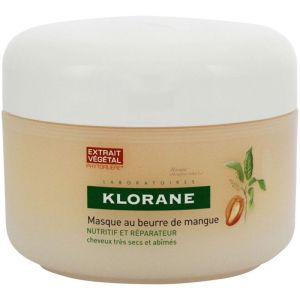 Klorane - Masque au beurre de mangue 150mL