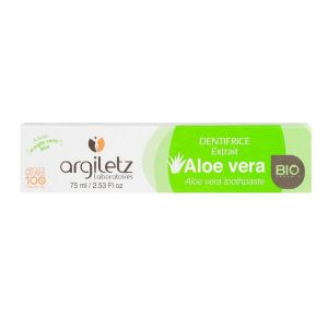 Argiletz dentifrice Bio nature 75ml