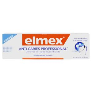 Elmex - Dentifrice anti-caries 75mL