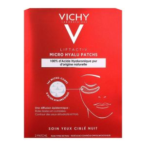 Vichy - Liftactiv Patch yeux acide hyaluronique