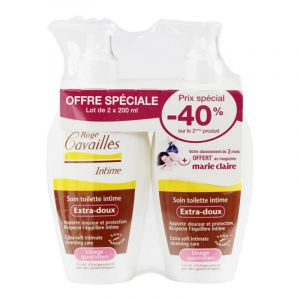 Cavailles Intime Extra-Doux 2x200mL