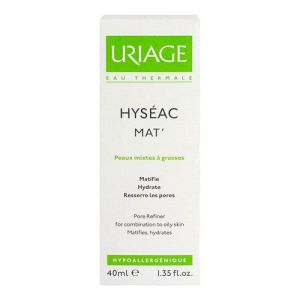 Uriage Hyséac MAT' émulsion 40mL