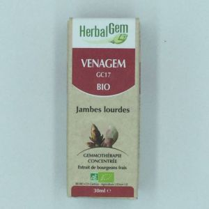 Herbalgem Venagem Bio 30ml