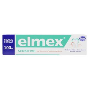 Elmex - Dentifrice sensitive 100mL