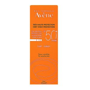 Lait solaire protection SPF50+ 100ml