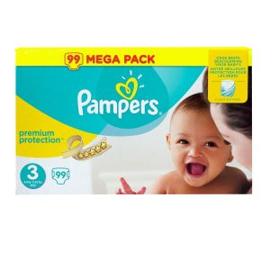 Couch Pampers Newbb Prem3 5-9