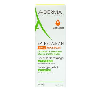 A-derma Epitheliale Ah Duo Gel Huile 100ml
