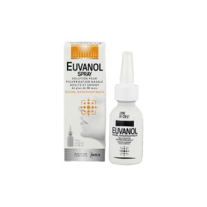 Euvanol spray nasal 15mL