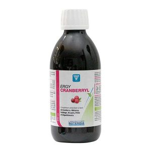 Ergycranberryl solution buvable flacon 250mL