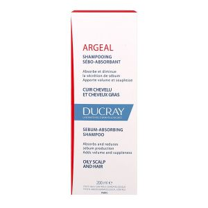 Argeal Shampoing Sebo - Absorbant 200ml