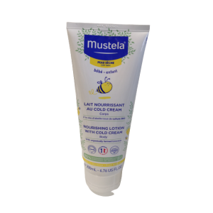 Mustela Bébé Lait Cold Cream 200ml