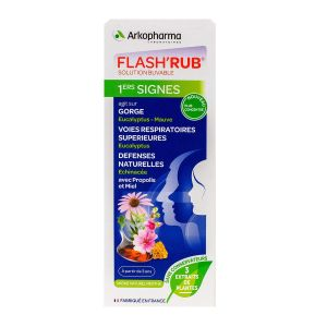 Flash Rub Solution Buvable 140