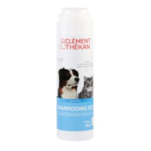 Clément Thekan - Shampooing sec poudre 80g