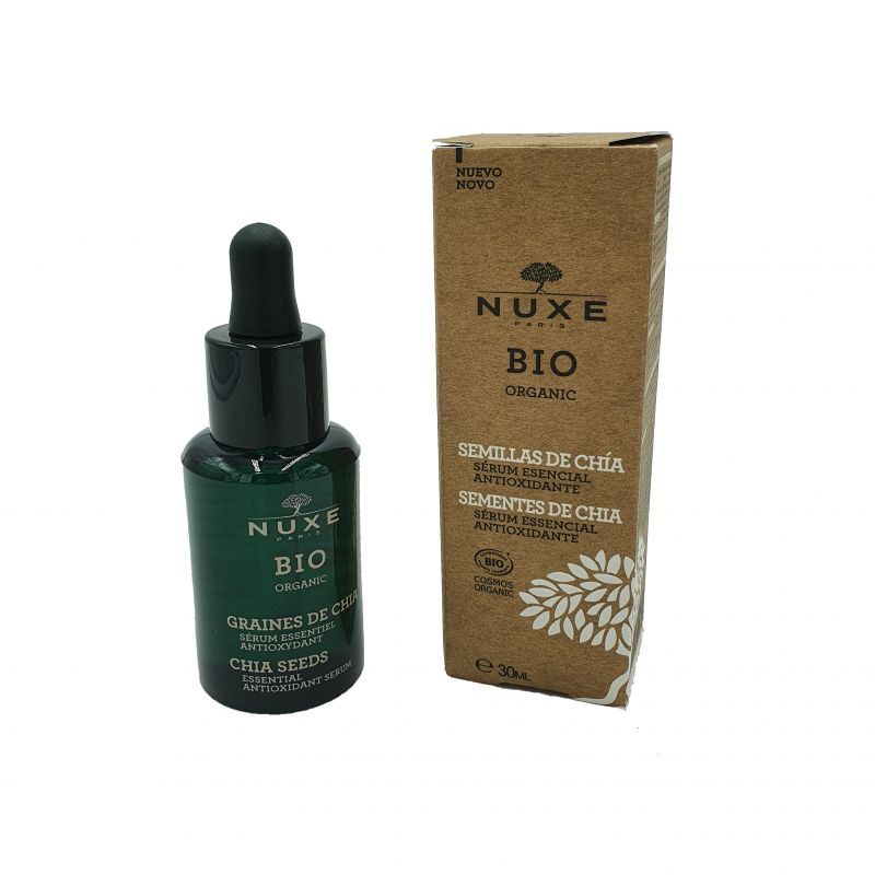NuxeBio - Sérum Essentiel Antioxydant BIO Pipette 30mL