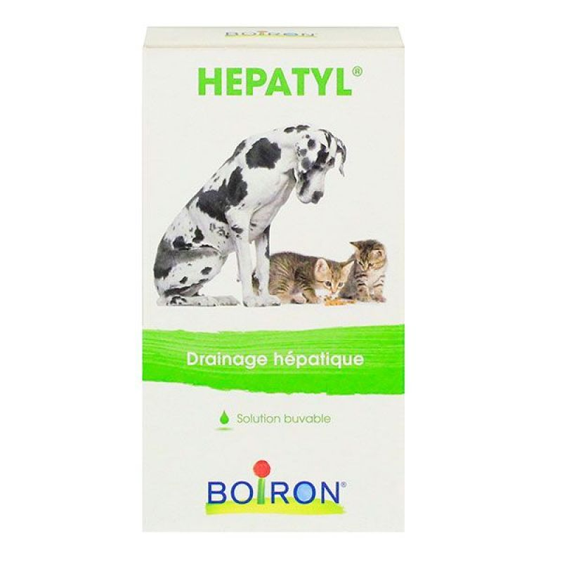 Hepatyl solution buvable 30mL