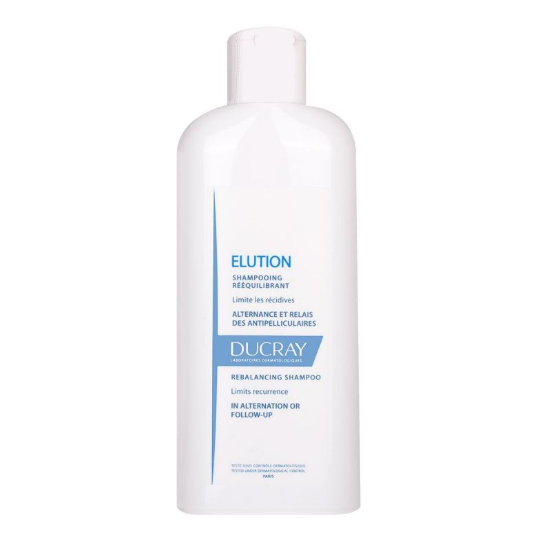 Ducray Elution Shampooing Rééquilibrant - 200 ml