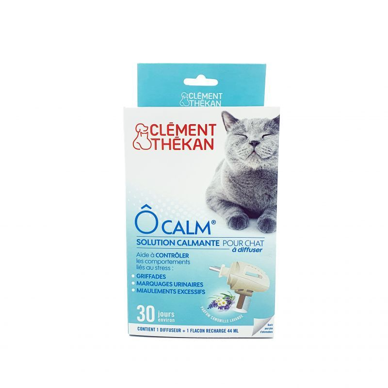 Clément Thékan - Ocalm Chat Kit Diffuseur + Recharge